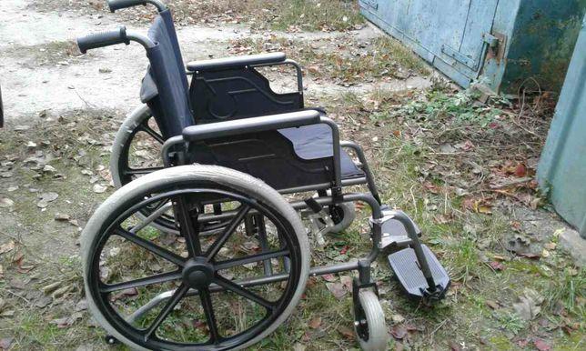 Кресло инвалидное усиленное