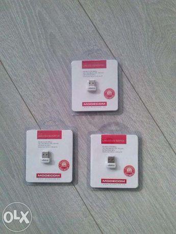 Zestaw 3 szt-Adapter WIFI na USB