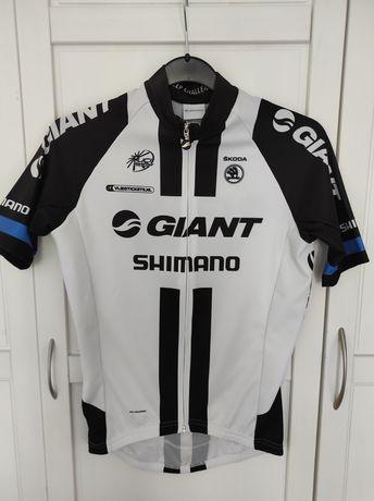 Koszulka kolarska, rowerowa Giant rozmiar M