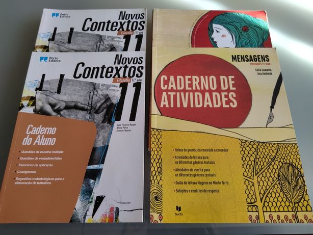 Livros Escolares 11 Ano