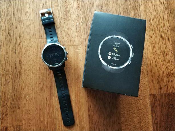 Zegarek Suunto Spartan Sport Black HR GPS + pas piersiowy