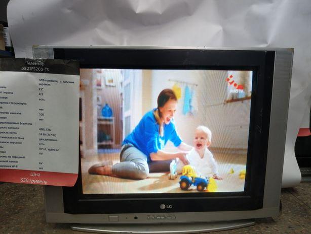 Телевизор LG 21FS2CG-TS
