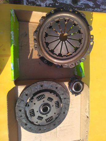 Диск сцепления + корзина + выжимной подшипник ВАЗ 2108 - 2112