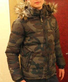 Мужская зима,весна, осень, куртка, камуфляж,фирма terranova