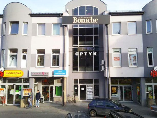 Lokal handlowo-usługowy do wynajęcia- Centrum Sierakowic C.H. ALBIK