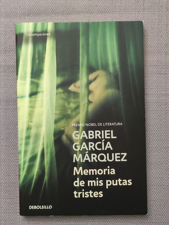 Memoria de mis putas tristes, de Gabriel García Márquez