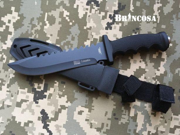 Лот №22 РОЗПРОДАЖ/Нож охотничий Columbia/лучше чем бита, пистолет