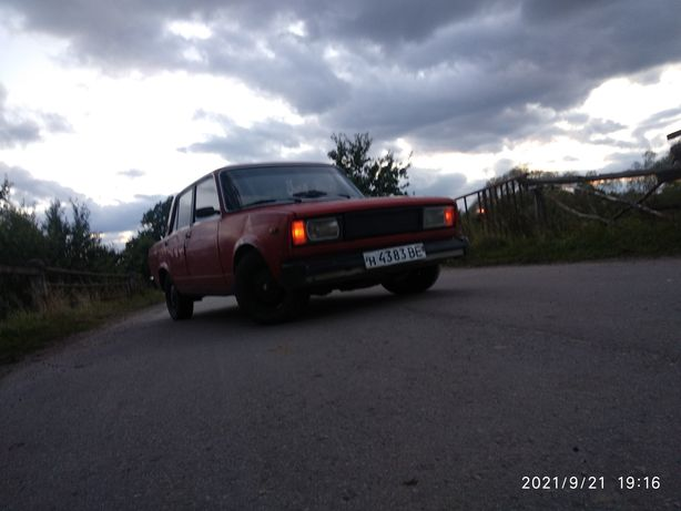 Продам Автомобіль Ааз 2105