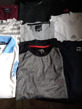 Zestaw koszulek męskich