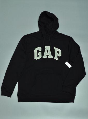 Gap оригинал новые худи кофта чёрные  (NEW) размеры S,M,L,XL