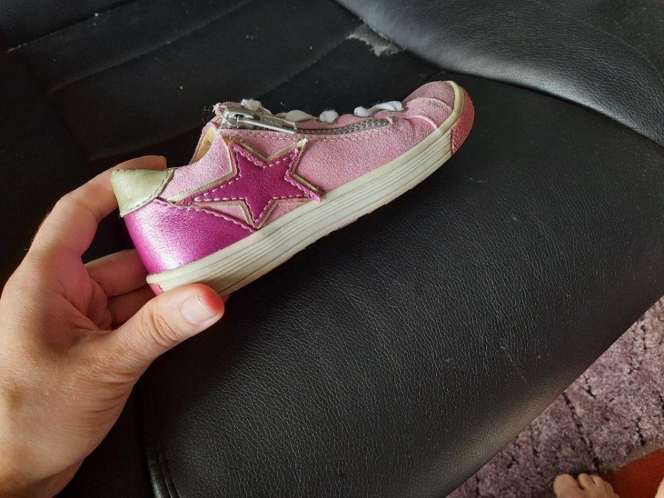 Кроссовки - туфли Twisty кожа 27 р. Чернигов - изображение 1