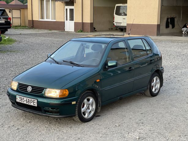 Vw Polo 1.4i 16v 1997 рік A/C ABS Укр Реєстрація