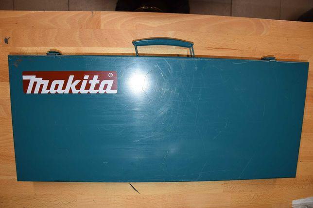 Metalowa walizka Makita SDS-MAX, dłut brak.