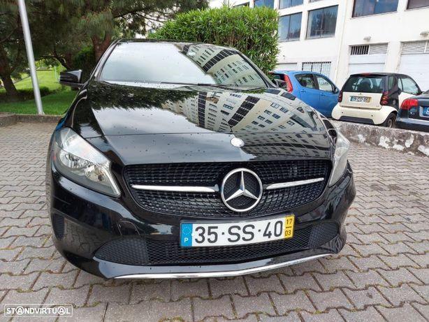Mercedes-Benz A 180 d Fleet Pack Urban