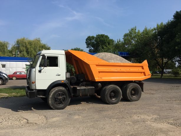 Щебень песок мучка грунт гравий вывоз строймусора навоз Ужгород