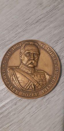 Józef Piłsudski Odzyskanie Niepodległości 1988rok RARYTAS
