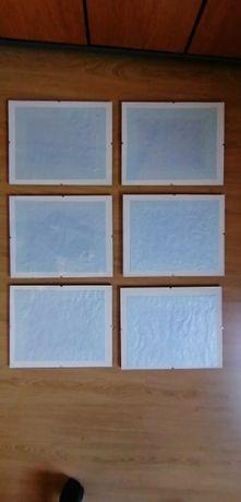 Molduras em vidro