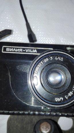 продам фотоаппарат - раритет Вилия