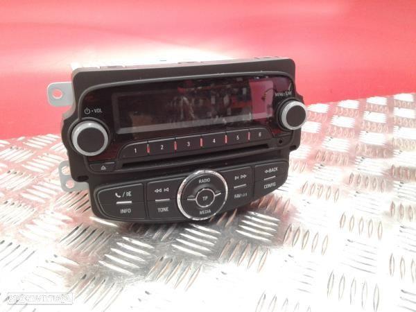 Auto-Rádio (Cd) Opel Corsa E Van (X15)
