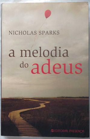 Livros de romance (Nicholas Sparks)