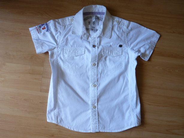 biała koszula 104 Best Plus