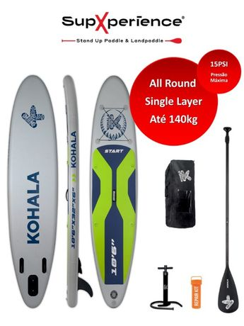 "Prancha 10.6"" Stand Up Paddle"