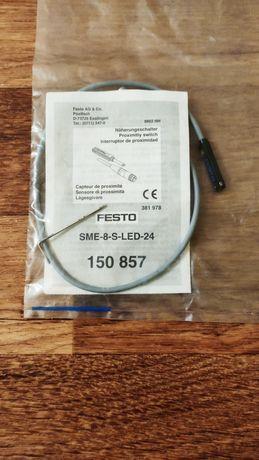 Герконовый датчик положения Festo sme-8-s-led-24