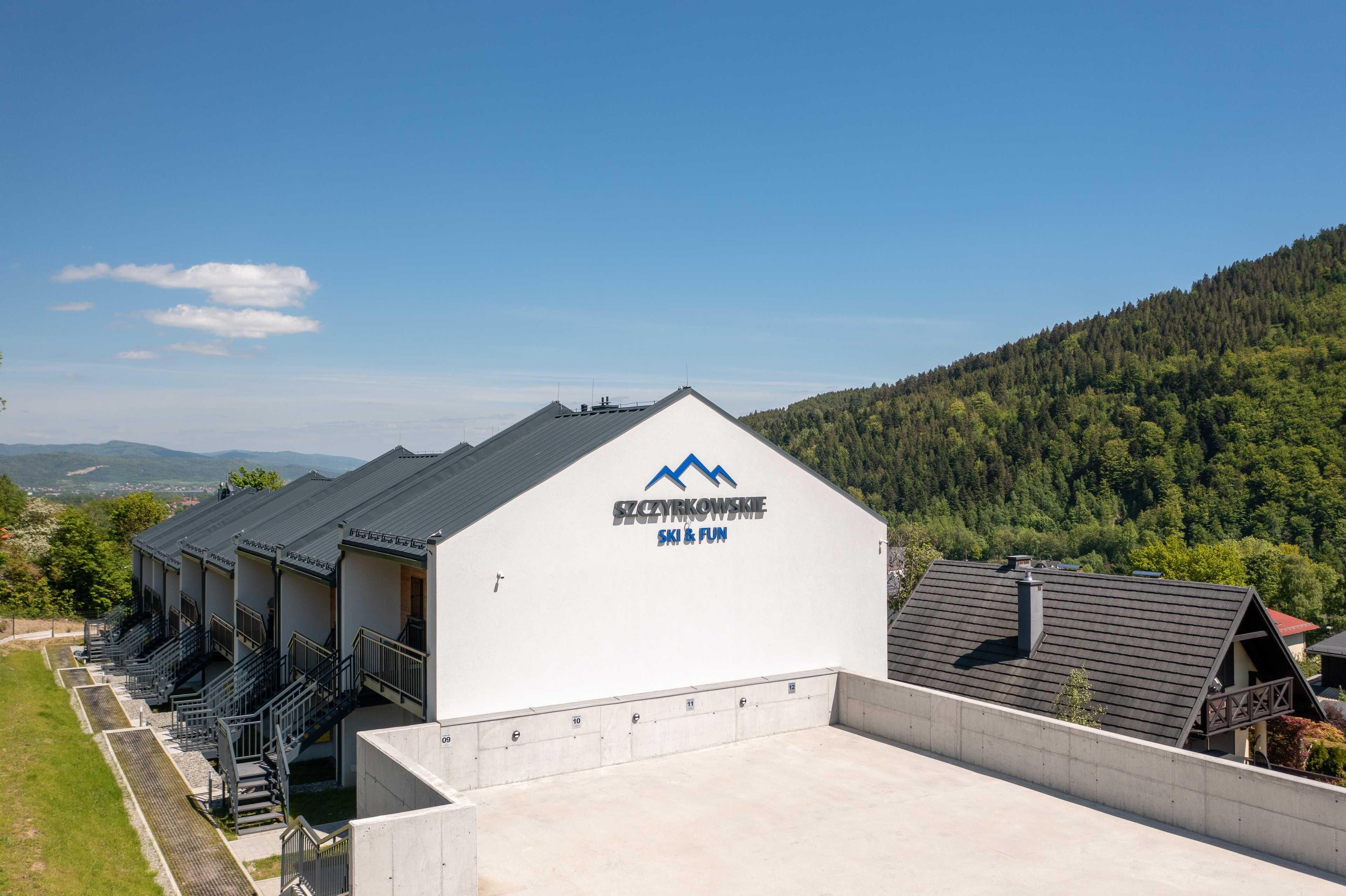 Sauna, jacuzzi, Ski&Fun Apartamenty