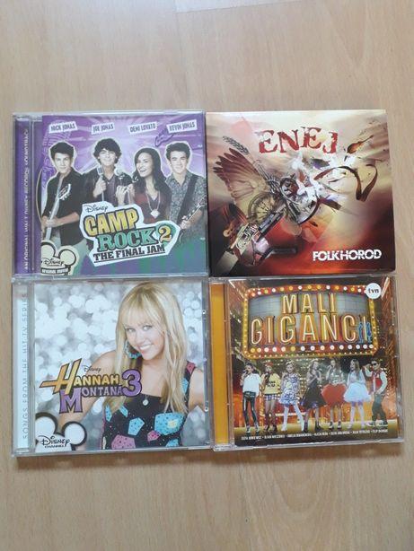 Zestaw 3 płyt CD