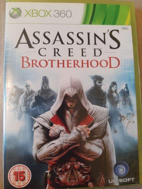 Assassins's Creed Brotherhood XBOX 360 WYSYŁKA