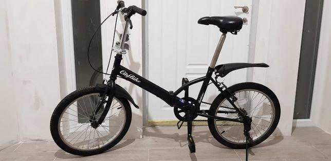 Велосипед складной на 20 колёсах