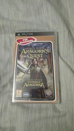 Władca Pierścieni Wyprawa Aragorna PSP