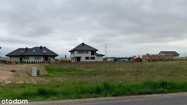Dzialka budowlana Gniezno 1011 m2