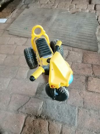 Rowerek trójkołowy biegowy rower traktorek