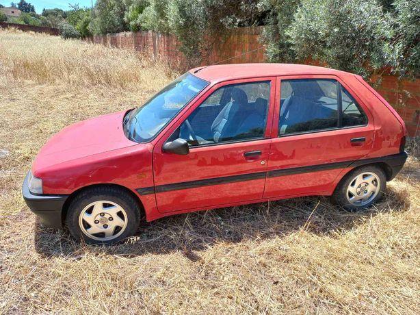 Peugeot 106 1.4d 1995, Peugeot Partner 1.9d 2003, 1999 Para Peças