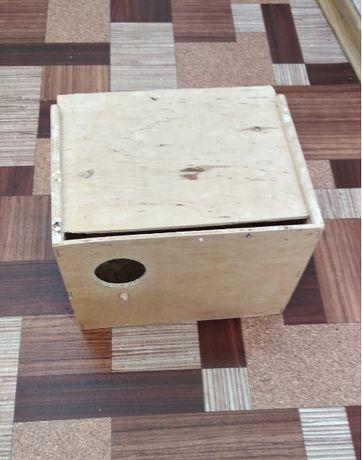 Продам деревянный домик для птиц
