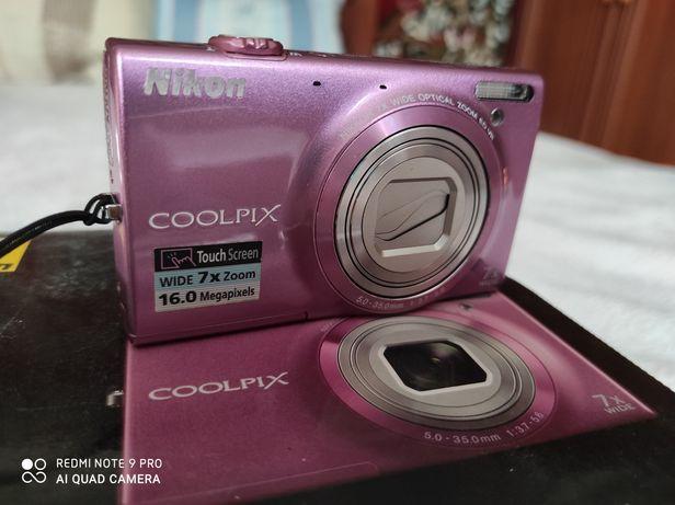 Продам  Nikon coolpix s 6150 в идеальном состоянии