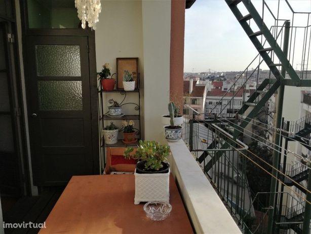 Apartamento T3 em Anjos