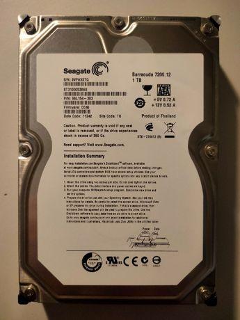 Жорсткий диск Seagate Barracuda 7200.12 1TB 7200rpm 32MB