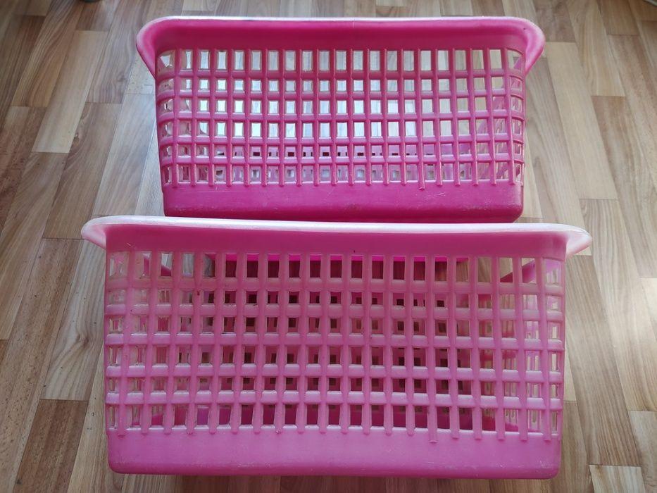 Ящики пластиковые  цена за 2шт