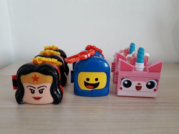 Lego movie figurki  na sztuki przygoda McDonald's