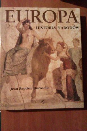 Europa Historia Narodów Jean-Baptiste Duroselle