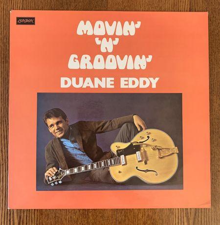 Duane Eddy – Movin N Groovin виниловый диск