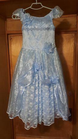 Платье нарядное для девочки!