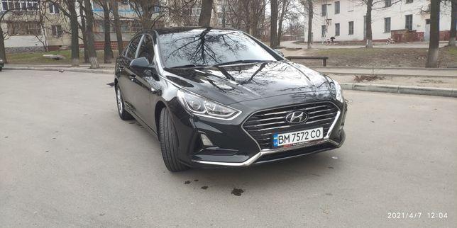 Hyundai Sonata New Rise, LPI (газ)