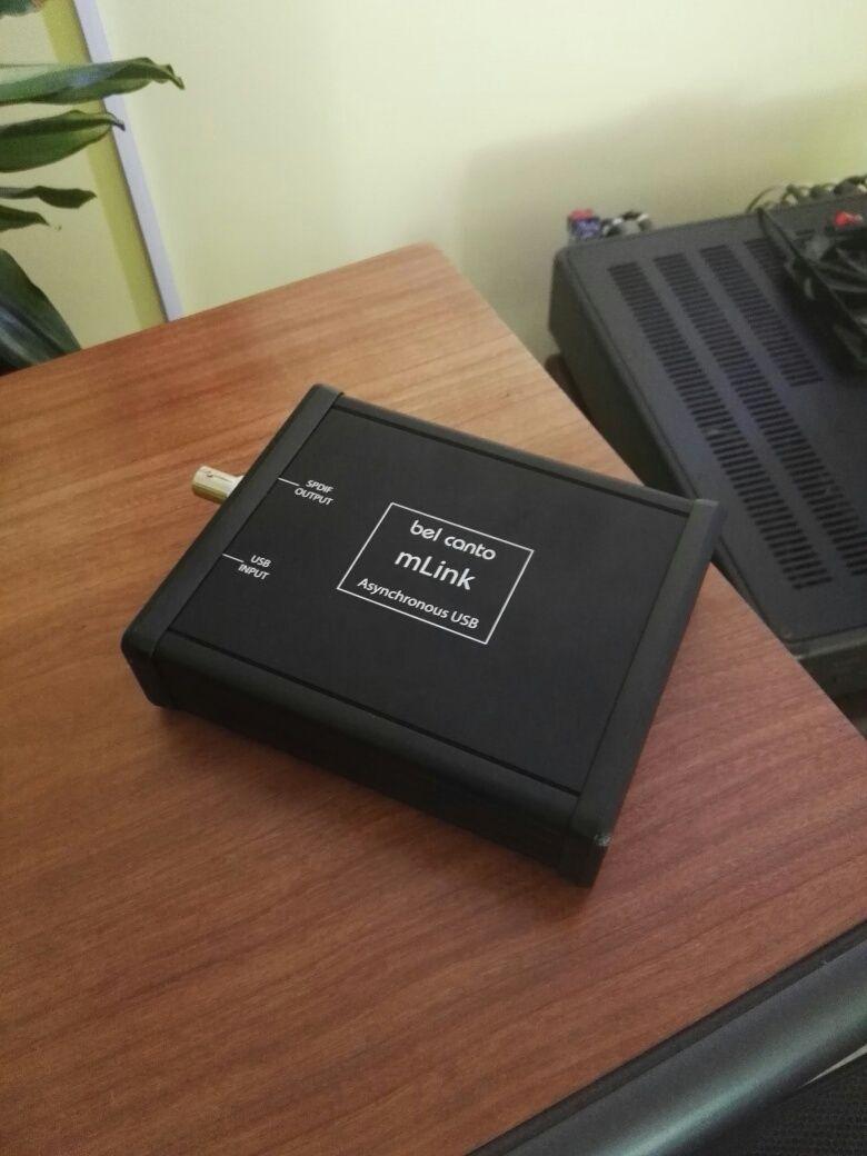 Bel Canto mLink konwerter USB