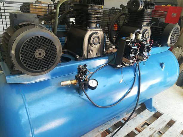 compressor reparação