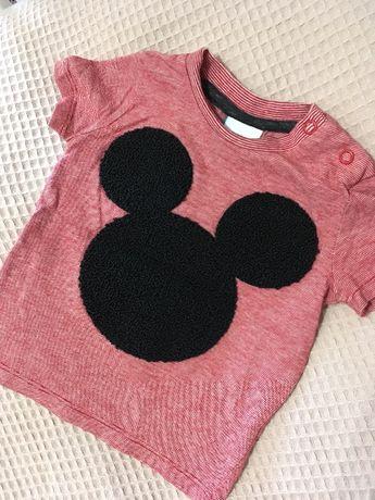 Bluzeczka Disney roz.68 jak nowa