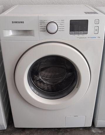 Máquina de lavar roupa Samsung ecobubble 7kg