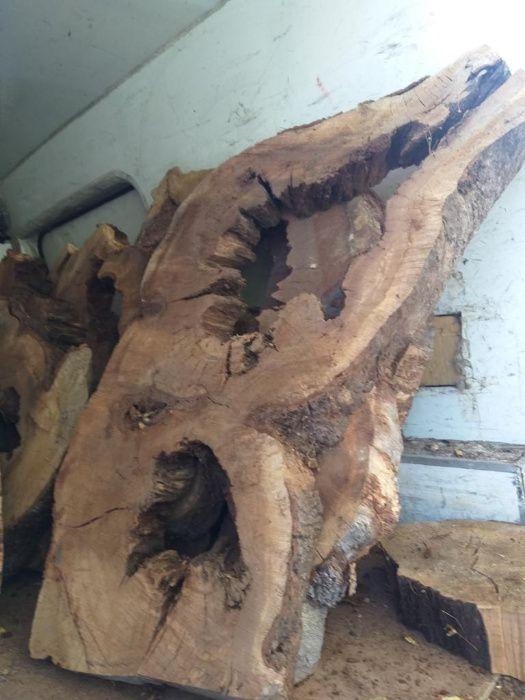 Rodelas ou fatias de madeira várias dimensões